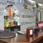 La barra de Restaurante Piscomar