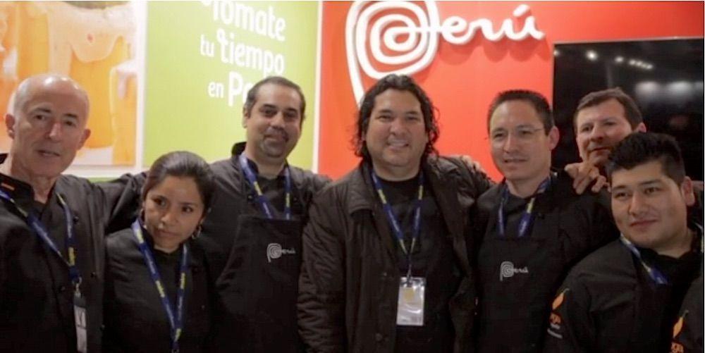 Perú brilla en Madrid Fusión 2015