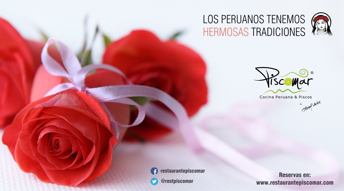 Santa Rosa patrona de Lima hoy celebra su fiesta