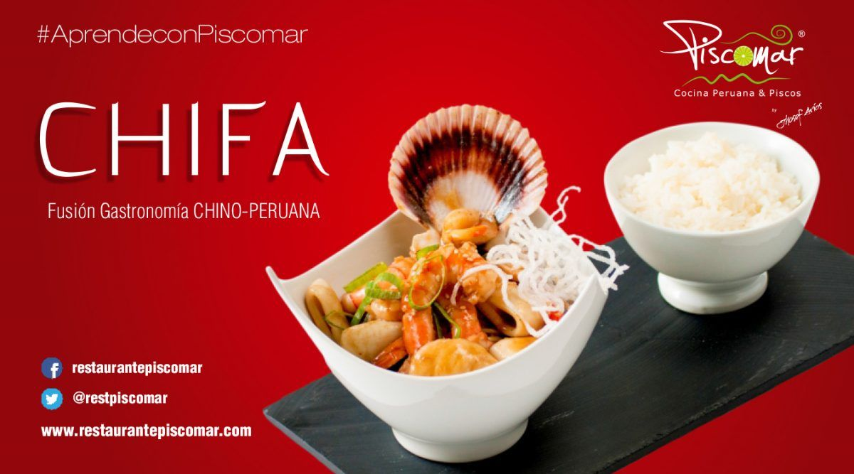 Fusión Gastronomía China Perú