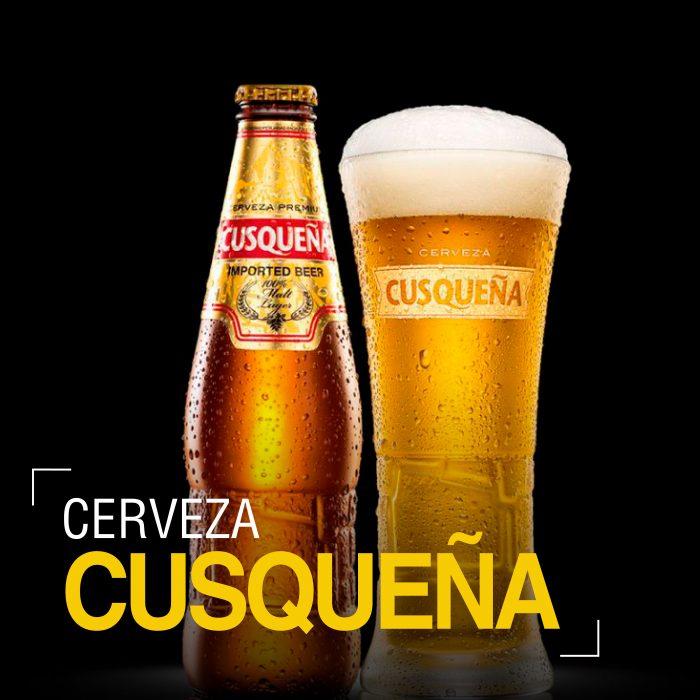 Cerveza Cusqueña Rubia 1