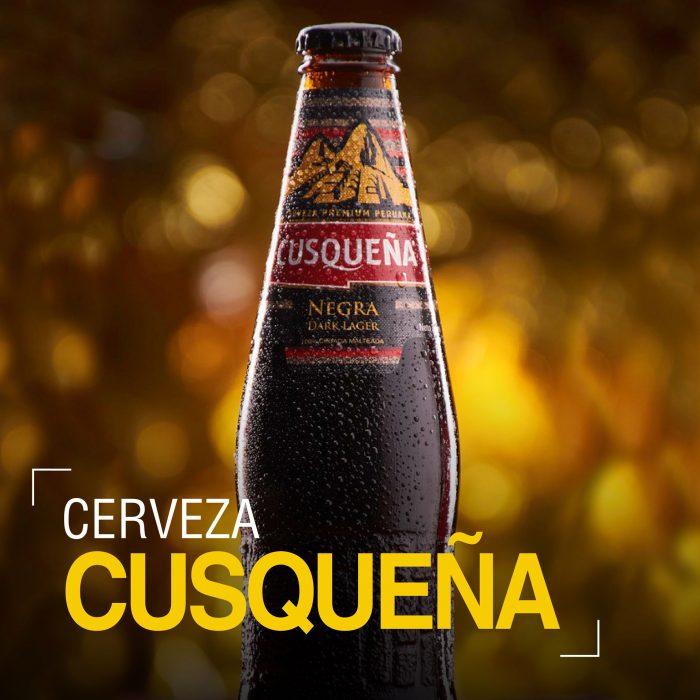 Cerveza Cusqueña Negra 1