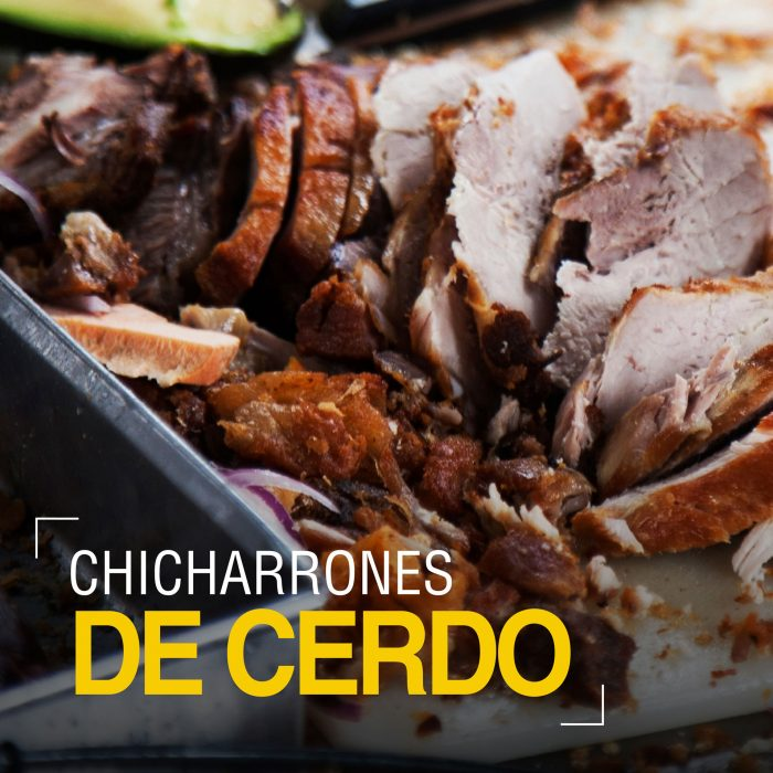 CHICHARRONES DE CERDO 1